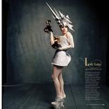 Design of Grammy Awards Magazine