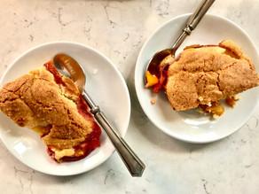 """""""Pfirsich Kuchen"""" - Peach Cake"""
