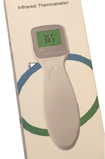 T-100 Infrared Thermometer