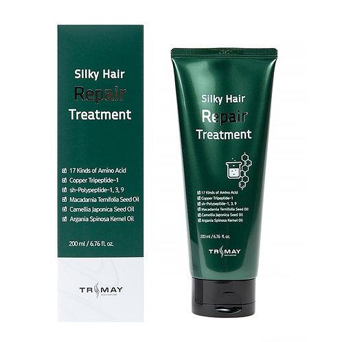 Безсульфатный восстанавливающий бальзам для волос