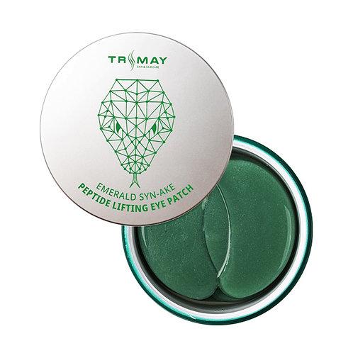 Гидрогелевые лифтинг патчи Emerald Syn-Ake Peptide
