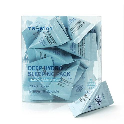 Ночная увлажняющая маска с бета-глюканом Deep Hydro
