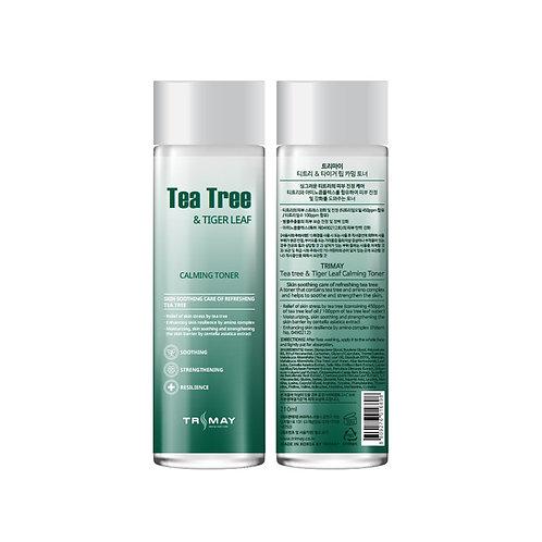 Успокаивающий тонер Tea Tree & Tiger Leaf