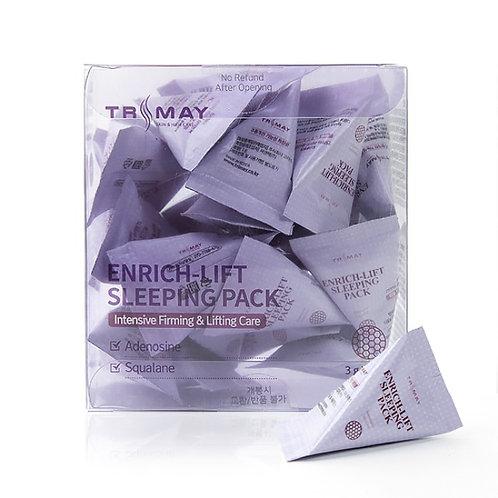 Ночная лифтинг-маска со скваланом Enrich-Lift