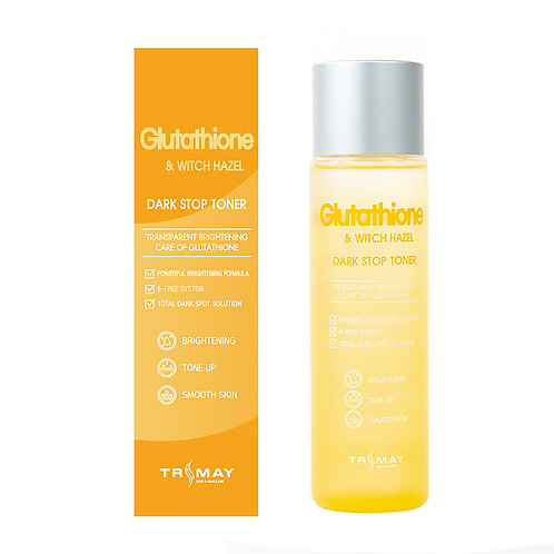 Осветляющий тонер Glutathione & Witch Hazel Dark Stop