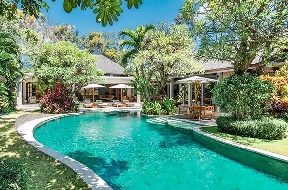 Seminyak Villa Pool