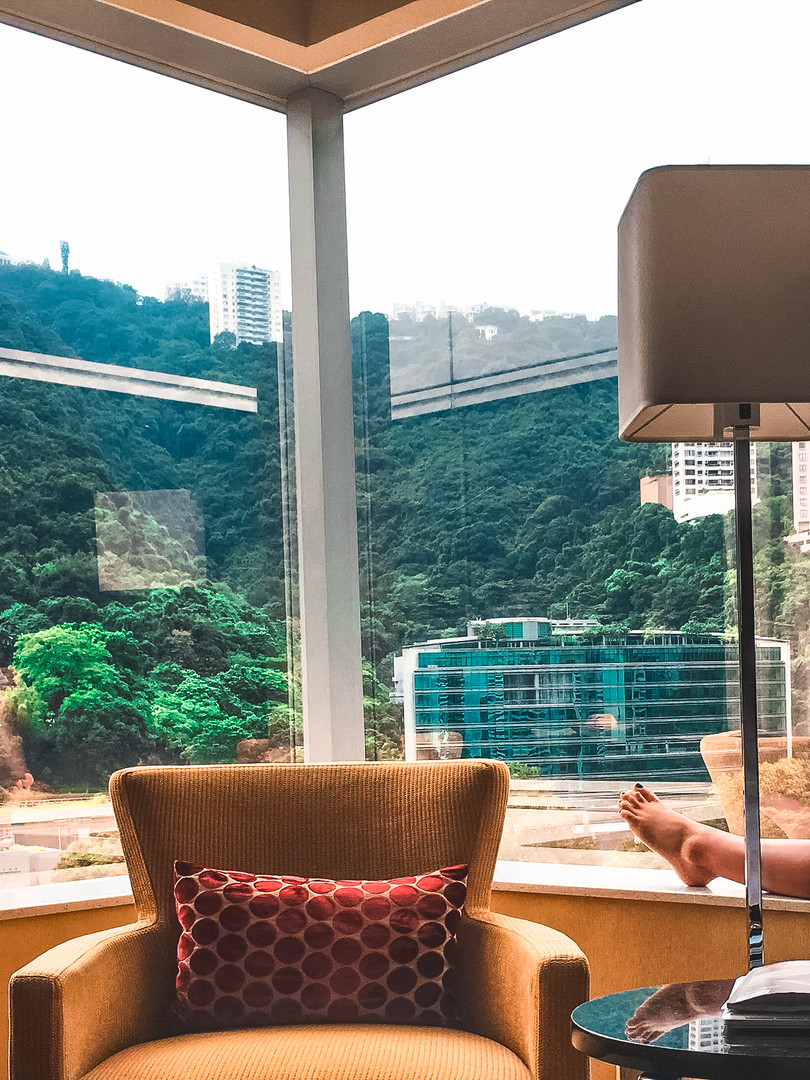 Mountain Views at the JW Marriott