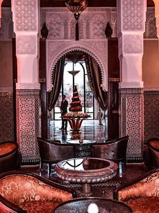 Royal Mansour Marrakech - Lobby