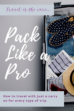 Pack Like a Pro