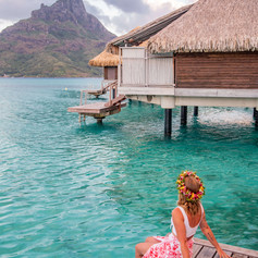 Overwater Bungalow - InterContinental Th