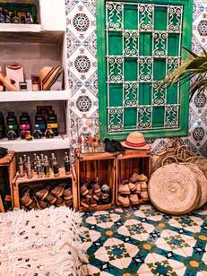 Riad BE Marrakech - Courtyard