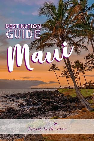 Maui Destination Guide