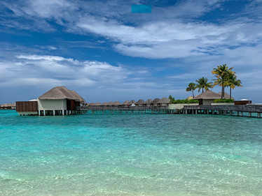 Overwater Villas at The W, Maldives