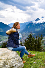 Hiking in Grindelwald