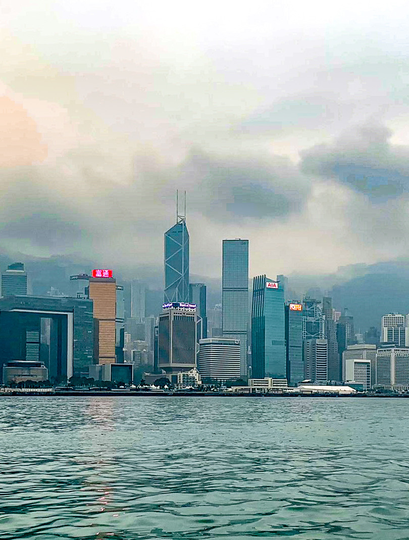 View the Skyline from the Star Ferry