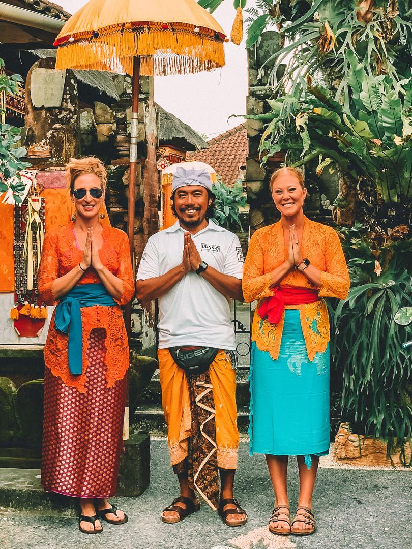 Balinese Holiday