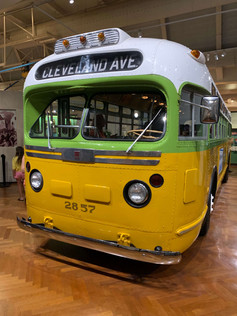The Rosa Parks Bus, at The Henry Ford Mu