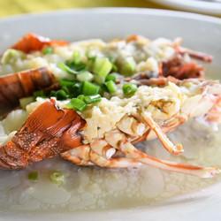 Fresh Seafood at Lamma Island