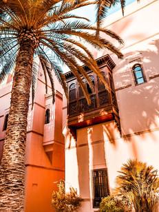 Royal Mansour Marrakech - Exterior Groun