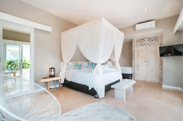 Seminyak Villa Bedroom