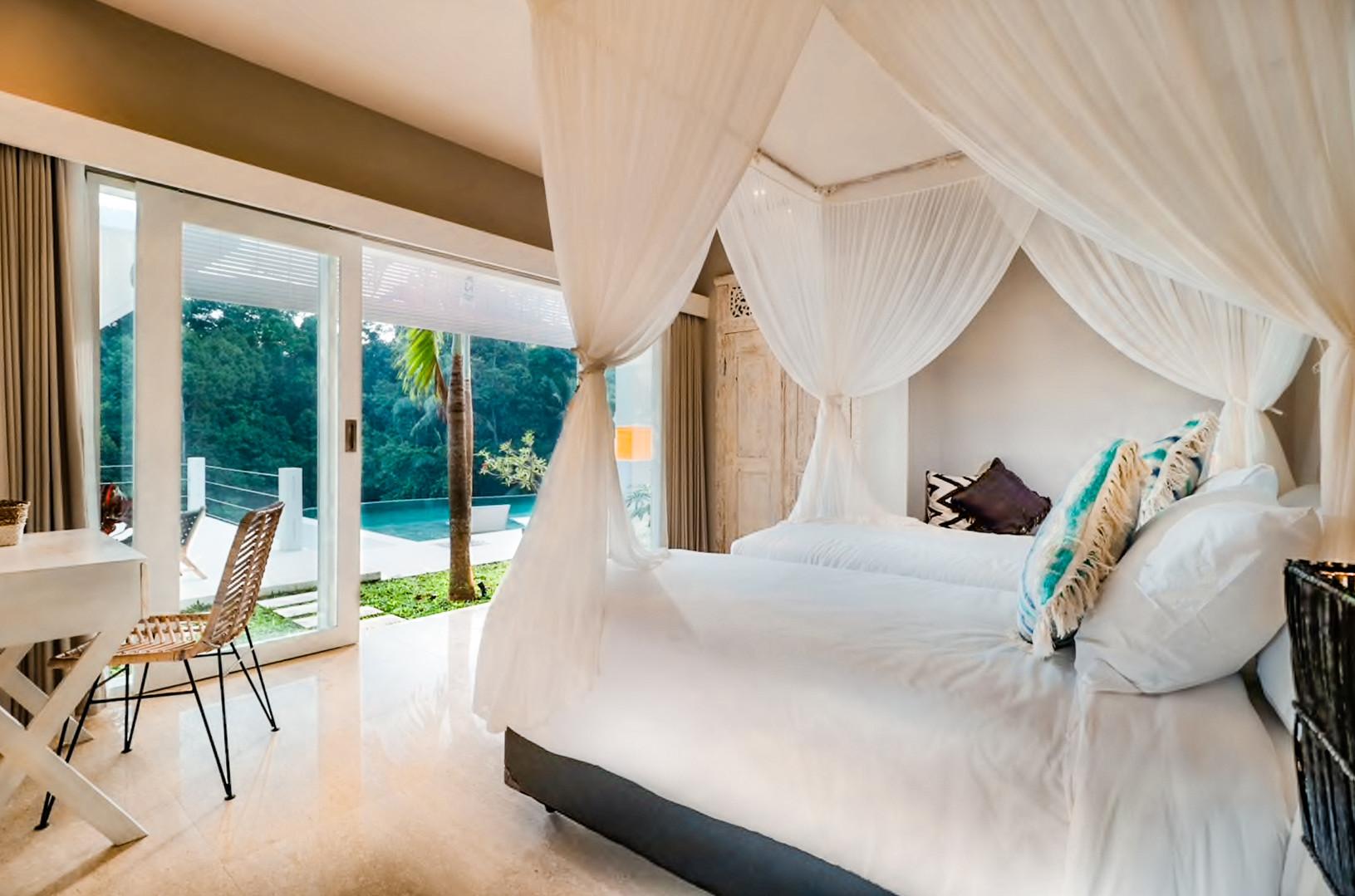 Ubud Villa Bedroom 2
