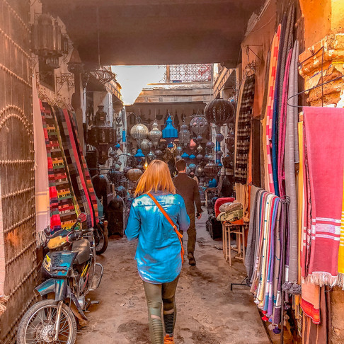 Morocco Packing List, Take 2