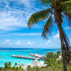 View of the Resort | Sofitel Moorea la