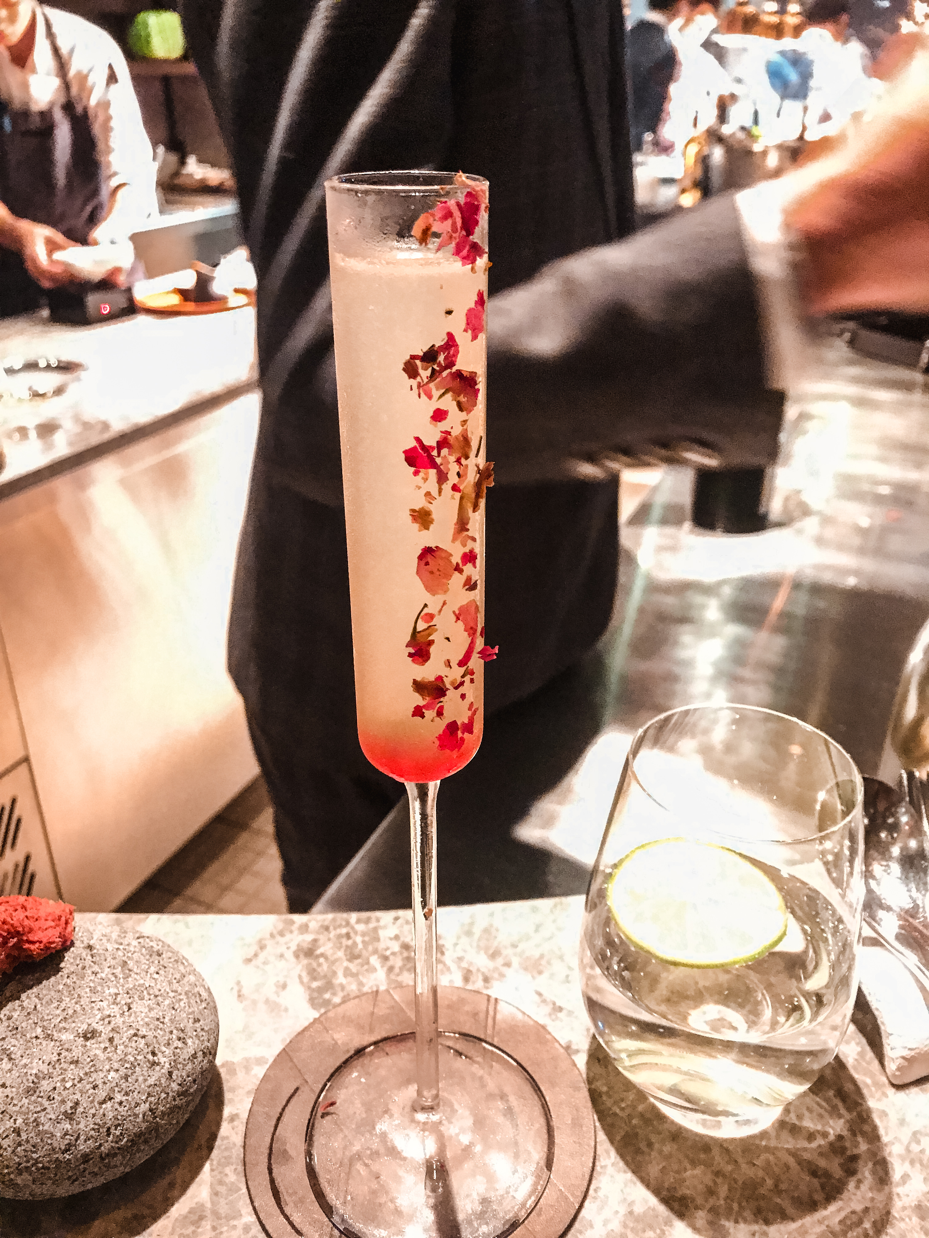 Cocktail Pairing at VEA