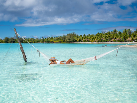 Resort Highlight: St. Regis Bora Bora