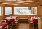 Lunch at Rifugio Capanna Tondi - Cortina