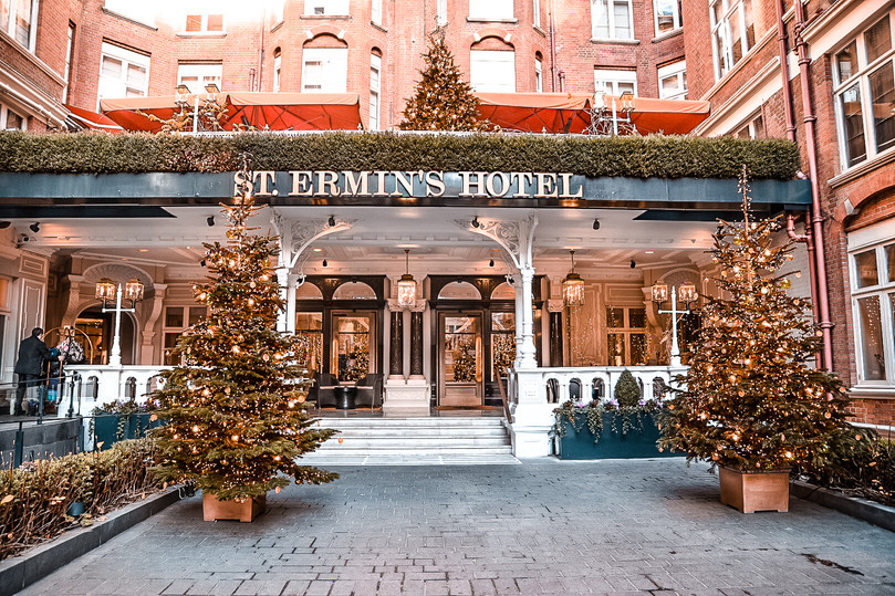 St. Ermin's Hotel, London