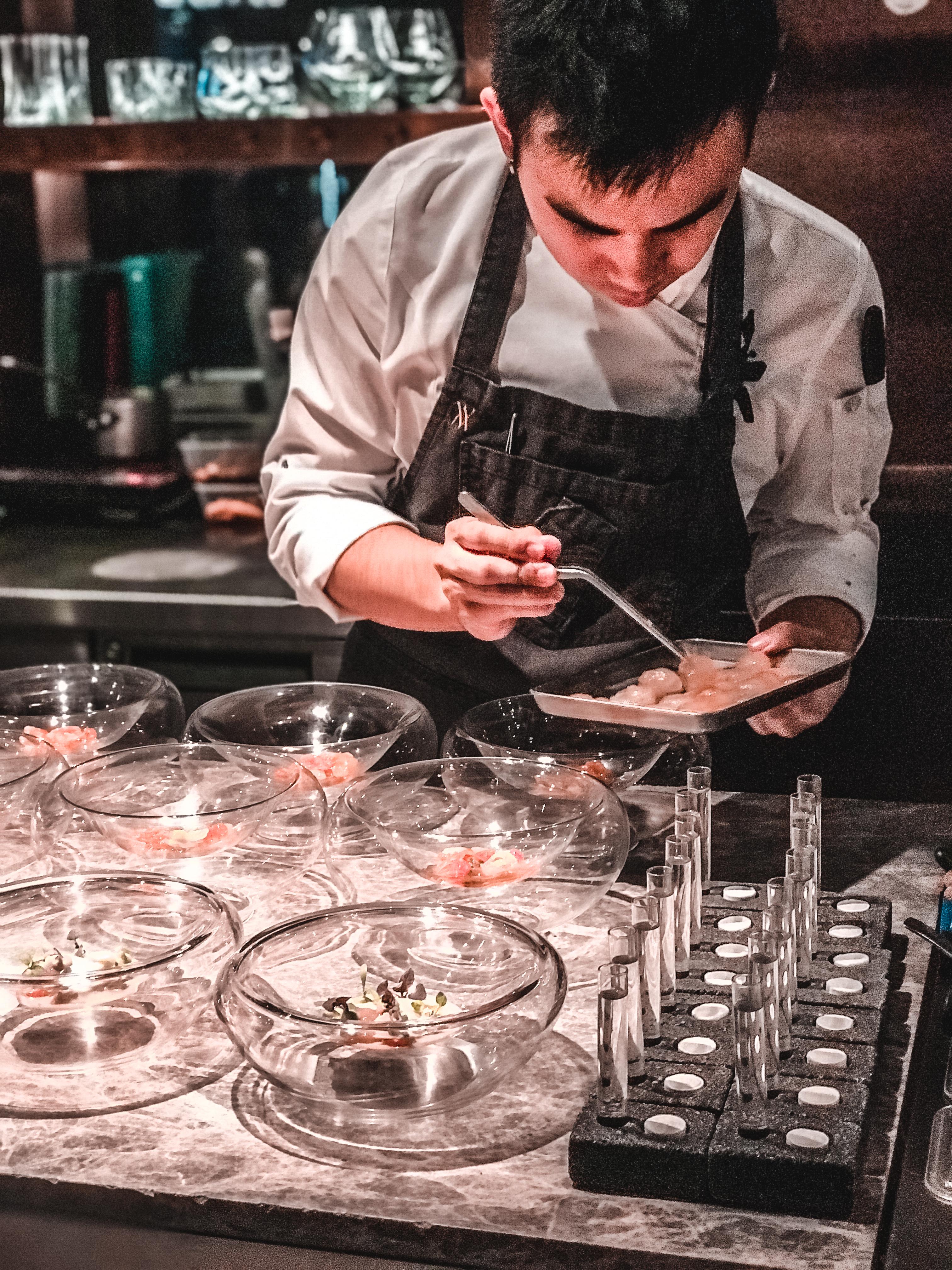 Chef at VEA
