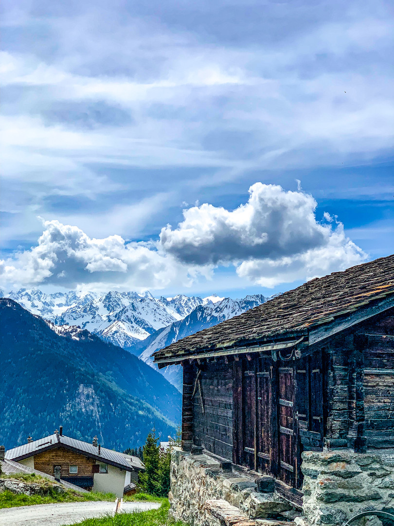 Mountain Cottage in Verbier