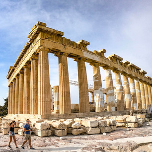 My Tour of Athens with Walks
