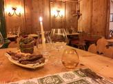 Dinner at La Stube 1872 - Cristallo - Co