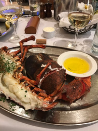 Lobster at The Palm