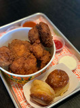Fried Chicken at Penny Red's