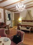 Cristallo Hotel - Room