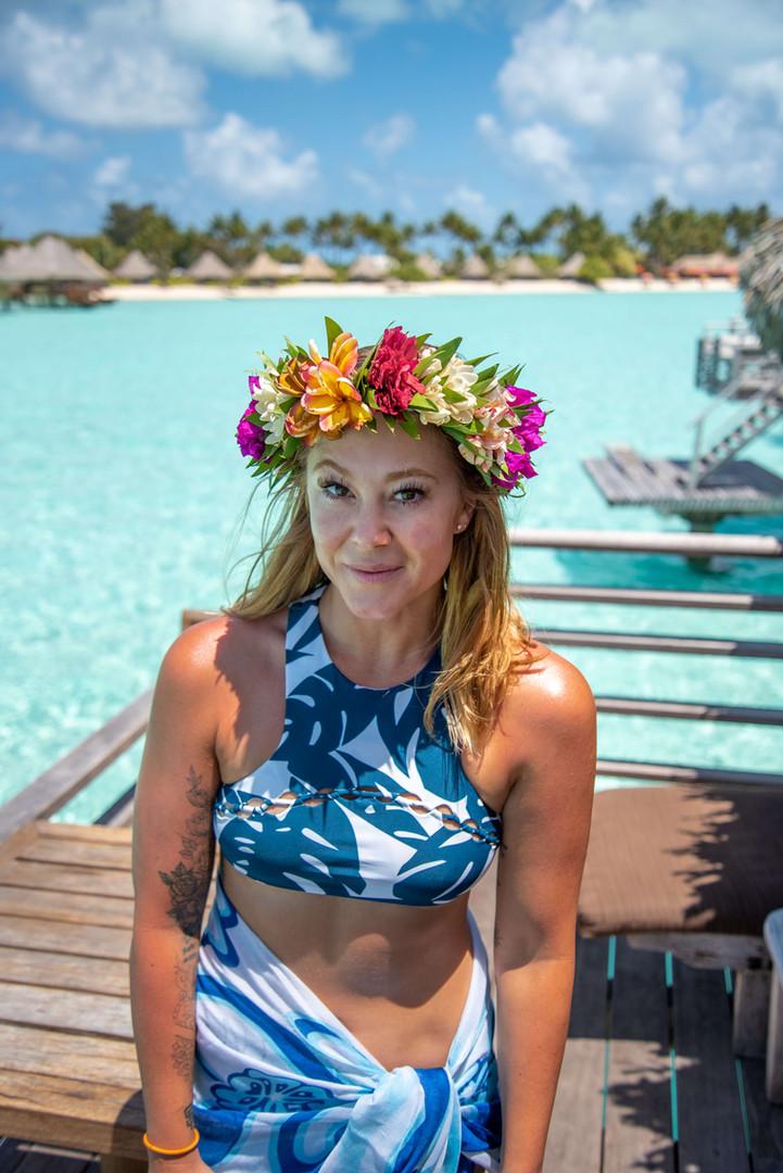 InterContinental Le Moana - Island Girl