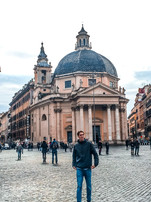 Byron is in love with Rome