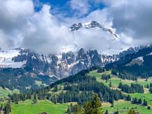 Views in Adelboden