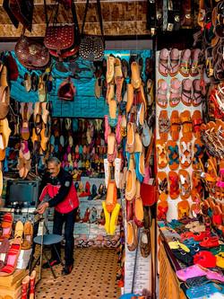 Shopping the Souks