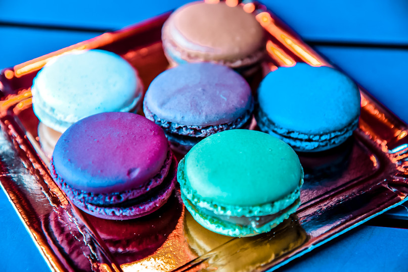 Macarons from Fauchon