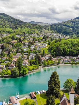 Another Overhead Shot of Thun