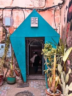 Riad BE Marrakech - Entrance