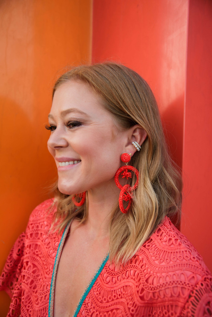 Baublebar Earrings - Orange