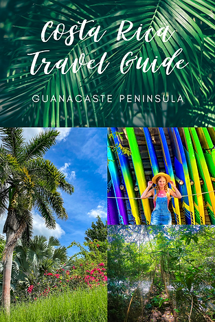 Costa Rica Travel Guide, Guanacaste Peni