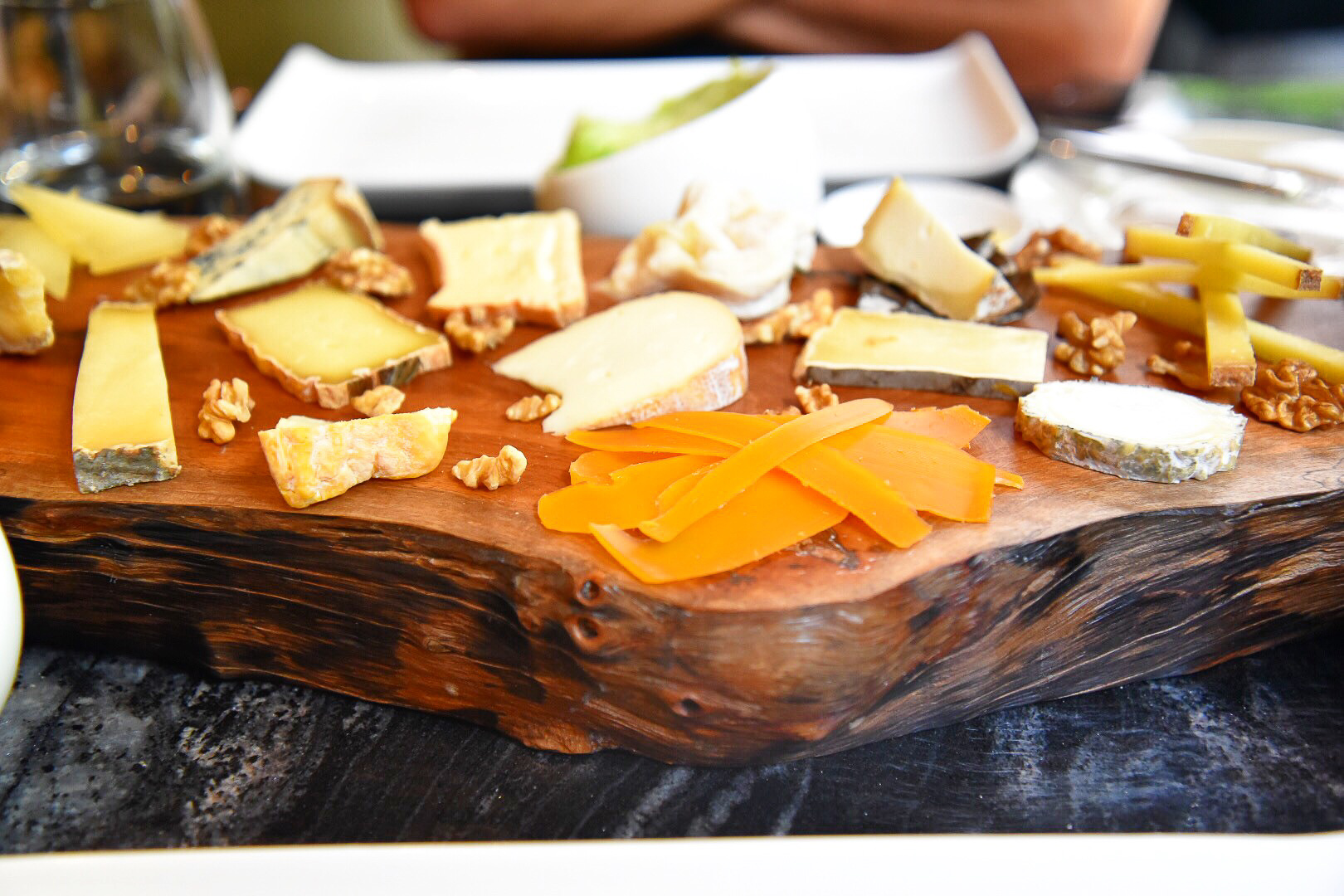 Cheese Plate at Cocotte