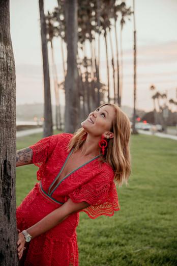 Santa Barbara at Sunset