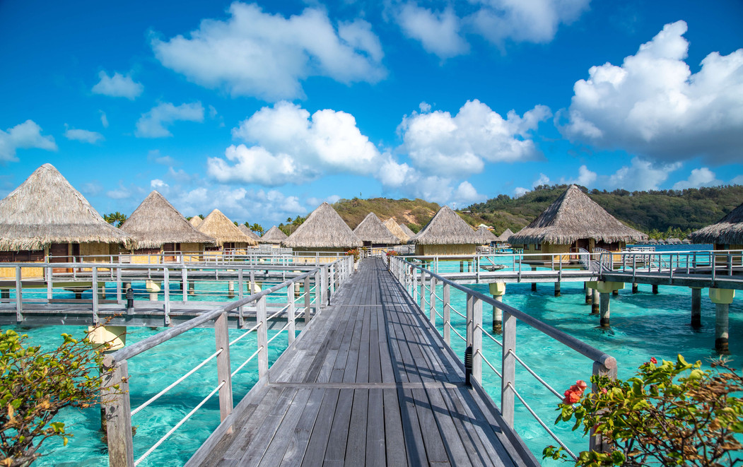 InterContinental Le Moana - Overwater Bu